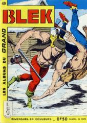 Blek (Les albums du Grand) -49- Numéro 49