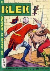 Blek (Les albums du Grand) -43- Numéro 43