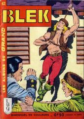 Blek (Les albums du Grand) -42- Numéro 42