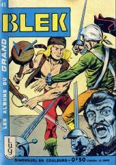 Blek (Les albums du Grand) -41- Numéro 41