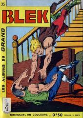 Blek (Les albums du Grand) -35- Numéro 35