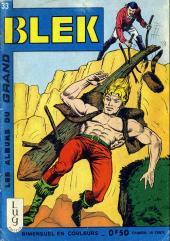 Blek (Les albums du Grand) -33- Numéro 33