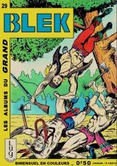 Blek (Les albums du Grand) -29- Numéro 29