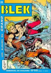 Blek (Les albums du Grand) -25- Numéro 25