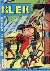 Blek (Les albums du Grand) -11- Numéro 11