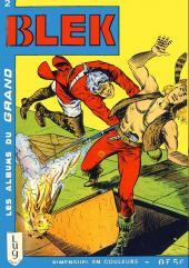 Blek (Les albums du Grand) -2- Numéro 2