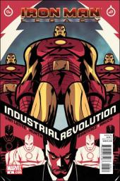 Iron Man Legacy (2010) -6- Industrial revolution part 1 : man onthe street