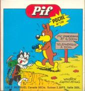 Pif Poche -138- Pif Poche N°138
