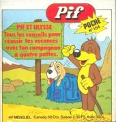 Pif Poche -154- Pif et ulysse