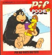 Pif Poche -159- Pif au pays du Yéti