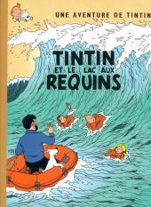 Tintin - Pastiches, parodies & pirates -PIR- Tintin et le Lac aux requins