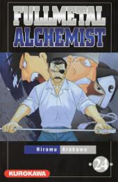 FullMetal Alchemist -24- Tome 24