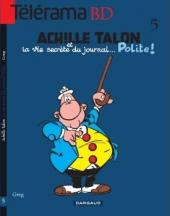 Achille Talon -33Télé5- Achille Talon et la vie secrète du journal... Polite !