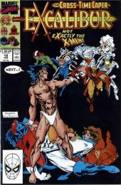 Excalibur (1988) -19- Madripoor knights