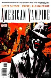 American Vampire (2010) -6- Devil in the sand part one