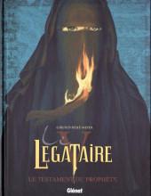 Le décalogue - Le Légataire -5- Le testament du prophète