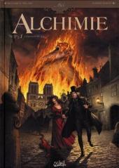 Alchimie -1- L'Épreuve du feu