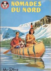 Votre série Mickey (2e série) - Albums Filmés ODEJ -27- Nomades du nord