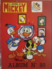 (Recueil) Mickey (Le Journal de) -80- Album n°80 (n°1357 à 1366)