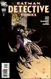 Detective Comics (1937) -869- Impostors part 3 : laughter out of dead bellies