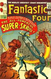 Fantastic Four (1961) -18- A skrull walks among us !
