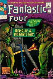 Fantastic Four (1961) -37- It started on yancy street!