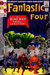 Fantastic Four (1961) -39- A blind man shall lead them!