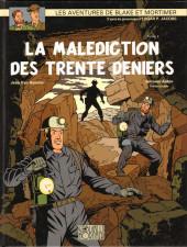 Blake et Mortimer (Éditions Blake et Mortimer) -20- La Malédiction des trente deniers - Tome 2