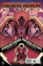 Iron Man Legacy (2010) -7- Industrial revolution part 2 : mother necessity
