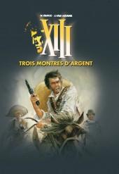 XIII (Le Figaro) -11- Trois montres d'argent
