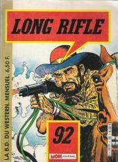 Long Rifle -92- Un blanc aux yeux clairs