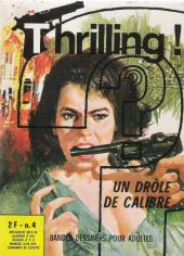 Thrilling -4- Un drôle de calibre