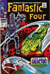 Fantastic Four (1961) -74- When calls galactus