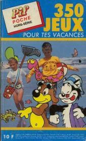 Pif Poche -HS2- 350 jeux pour tes vacances