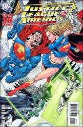 Justice League of America (2006) -50- Jla omega part 1 : worlds collide