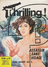Thrilling -14- Assassin sans visage