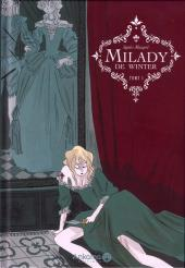 Couverture de Milady de Winter -1- Tome 1