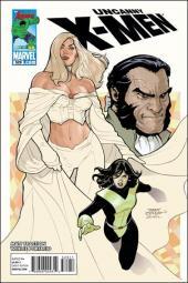 Uncanny X-Men (The) (1963) -529- The five lights part 4