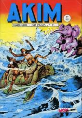 Akim (1re série) -217- Matumbo, l'homme-léopard