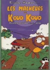 Acryline -3- Troisième aventure - les malheurs de kouo kouo