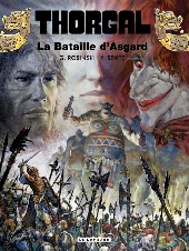 Thorgal -32- La Bataille d'Asgard