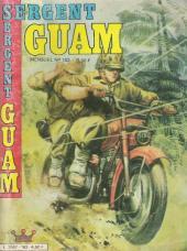 Sergent Guam -163- Le papillon noir