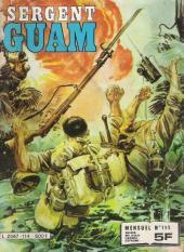 Sergent Guam -114- La trahison à mille voix