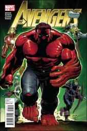 Avengers (The) (2010) -7- I am an avenger