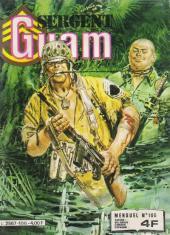 Sergent Guam -106- La porte de l'enfer