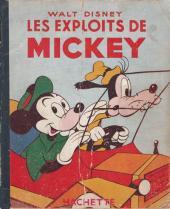 Mickey (Hachette) -25- Les exploits de Mickey