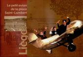 (AUT) Walthéry - Le petit avion de la place Saint-Lambert