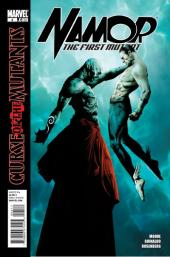 Namor: The first mutant (2010) -4- Royal blood (Part 4)