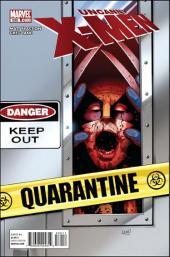 Uncanny X-Men (The) (1963) -530- Quarantine part 1
