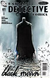Detective Comics (1937) -871- The black mirror (Part 1)
